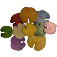 Echt Lotus Schilderij Duurzame Wall Art 3D Multicolour