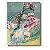 Fine Asianliving Schilderij Wall Art Canvas Print 70x90cm Blossoms van Gogh Hand Embellished Giclee Handmade