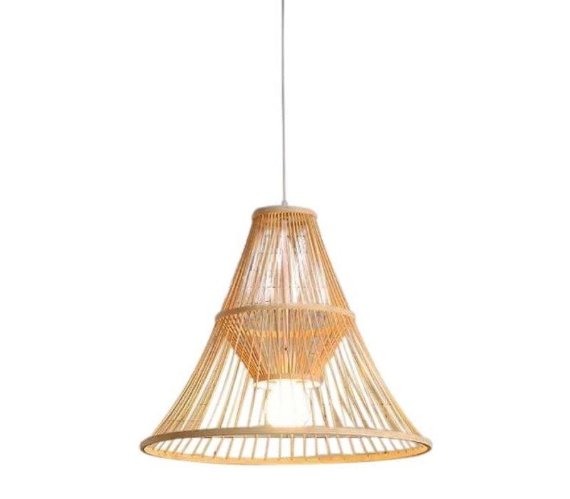Bamboe Hanglamp Handgemaakt - Maycee