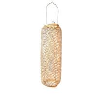 Bamboe Hanglamp Handgemaakt - Camilla