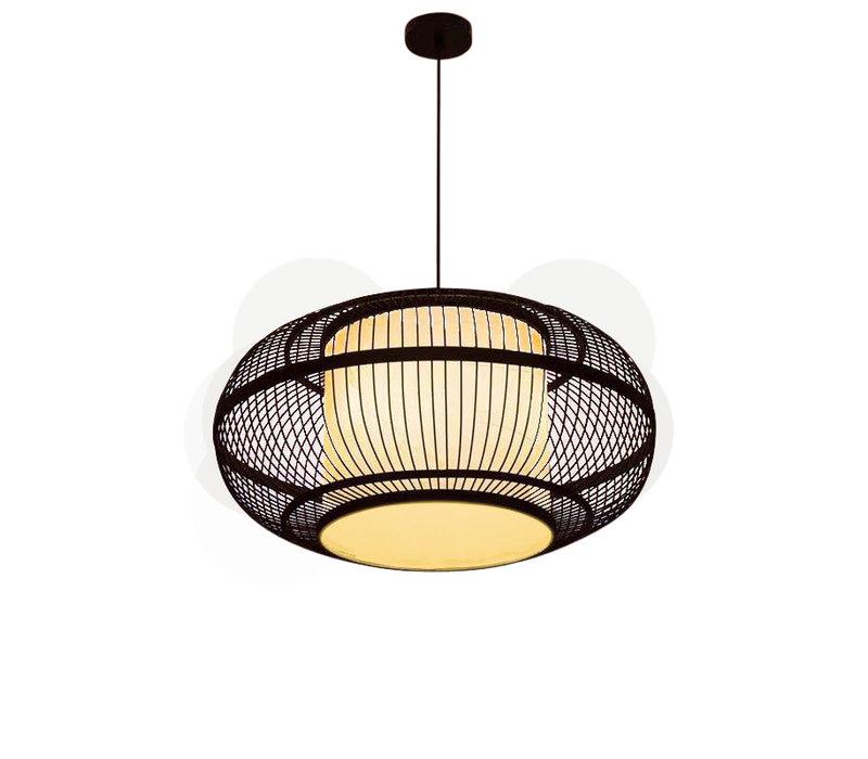 Fine Asianliving Bamboe Hanglamp Handgemaakt -  Jake