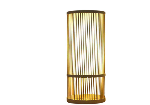 "Fine Asianliving Fine Asianliving Bamboo Table Lamp Desk lamp - ""Maya"""