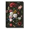 Fine Asianliving Schilderij Wall Art Canvas Print 120x80cm  Still Life Jan Davidz van Heem Hand Embellished Giclee Handmade