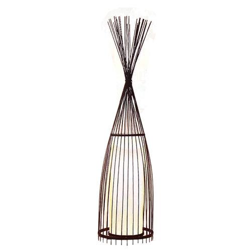 Fine Asianliving Bamboo Floor Standing Lamp - James