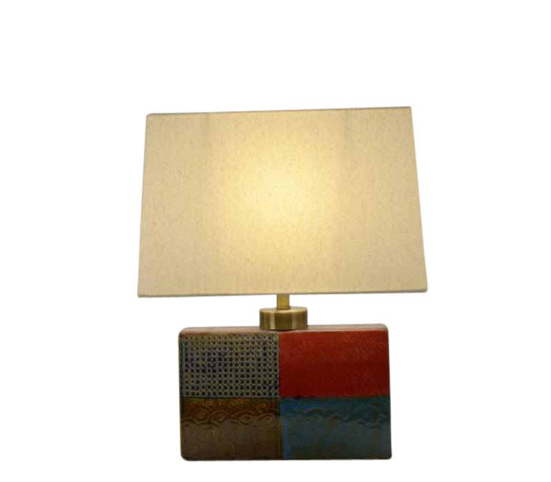 Fine Asianliving Tafellamp Porselein Contemporary Colours