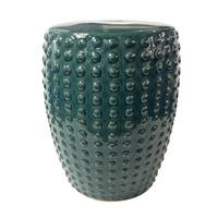 Keramik Hocker Gartenhocker Porzellan