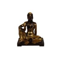 Kwan Yin Gold 28 cm