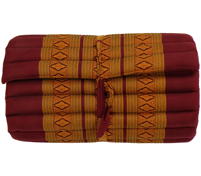 Thai Mat Rollable Matress 190x50x4.5cm Mat Cushion