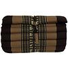 Fine Asianliving Thaise Mat Oprolbaar Matras 190x50x4.5cm Bruine Olifanten