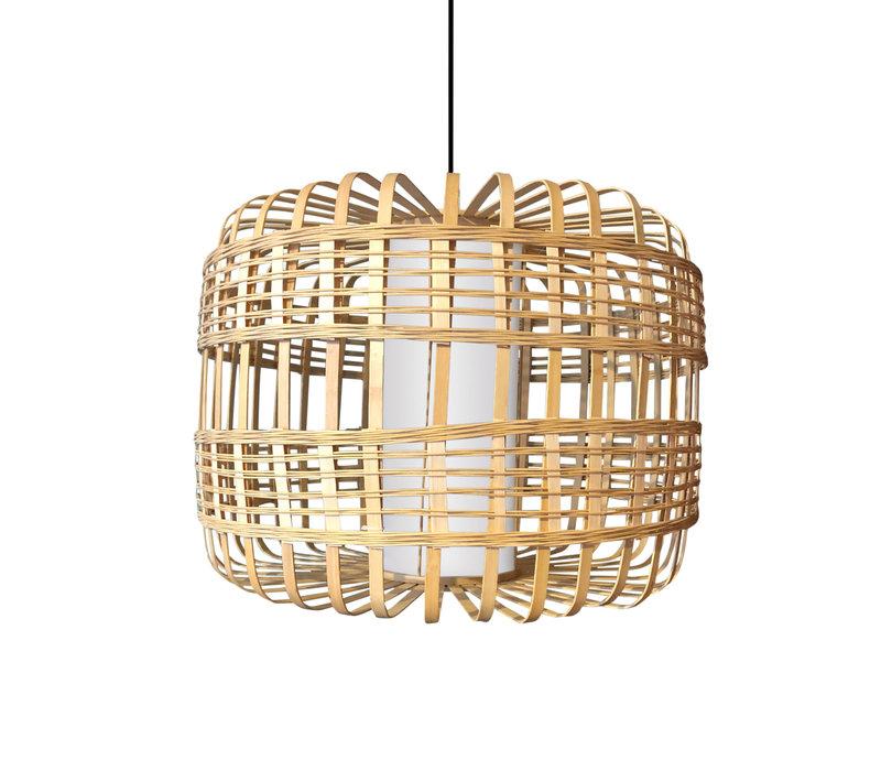 Ceiling Light Pendant Lighting Bamboo Handmade - Brittany