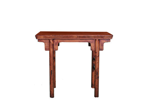 Fine Asianliving Console Chinoise Antique L93xP45xH82cm