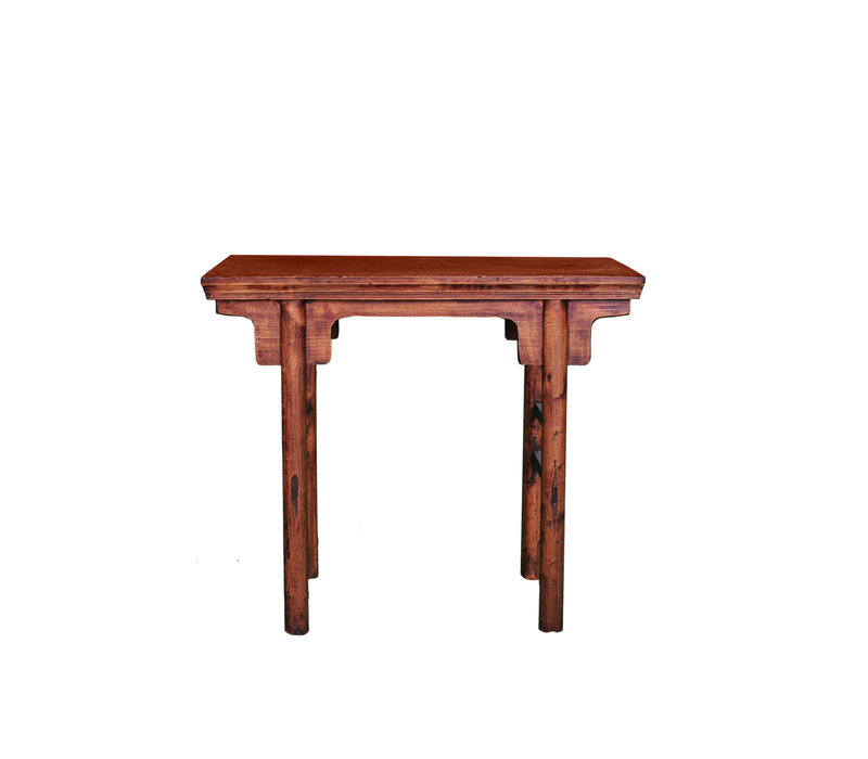 Antique Chinese Sidetable W93xD45xH82cm