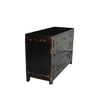 Antique Chinese Sideboard W126xD50xH89cm Region: Tianjin