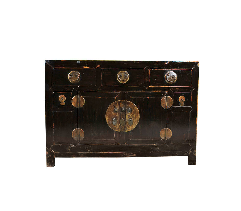 Antiek Chinees Dressoir B126xD50xH89cm Tianjin, China