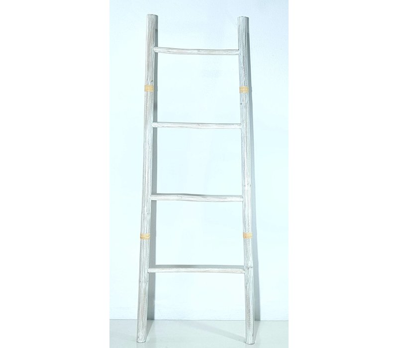 Bamboo Ladder with 45x150cm Handmade in Thailand