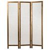 Fine Asianliving Paravent Coquilles de Capiz 3 Panneaux L45xP3xH180cm Fait Main