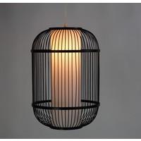 Fine Asianliving Ceiling Light Pendant Lighting Bamboo Lampshade Handmade - Dylan