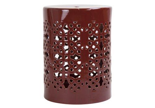 Fine Asianliving Taburete Ceramica Chino A-290