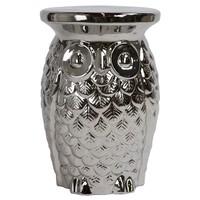 Ceramic Garden Stool Porcelain A-054