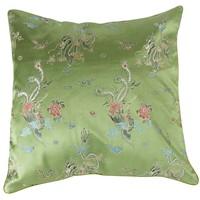 Chinese Cushion Green Dragon 40x40cm