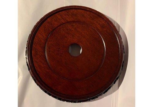 Fine Asianliving Houten Vaasvoet Onderzetter 12'' - 30.5 cm