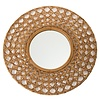 Fine Asianliving Mirror Frame Handweaved Tapnigi D70x6cm Thick