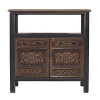 Chinese Sideboard Handcrafted Garden L90xW37xH88cm