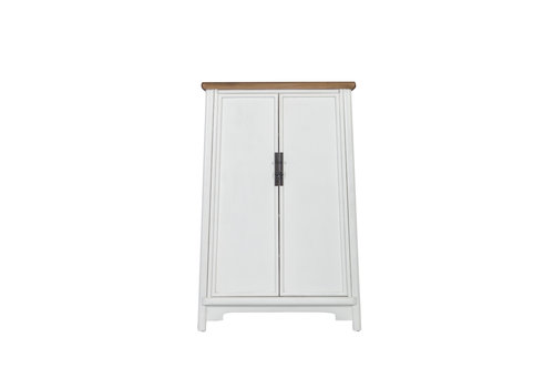 Fine Asianliving Chinese Cabinet White