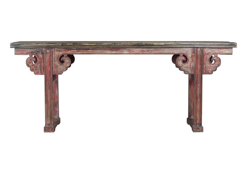 Fine Asianliving Antique Chinese Altar Table