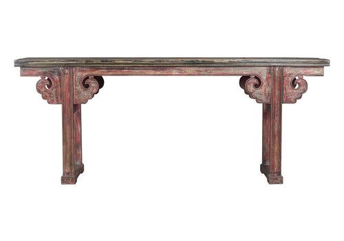 Fine Asianliving Autel Table Console Antique Chinoise