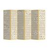 Fine Asianliving Kamerscherm 6 Panelen Bloemetjes Naturel B240xH180cm