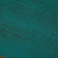 Credenza Cinese Antica Turchese L120xP40xA85cm