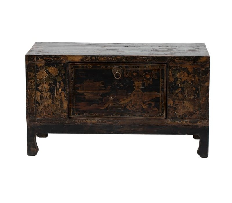PREORDER 28/12/2020 Antique Chinese Cabinet W82xD38xH46cm
