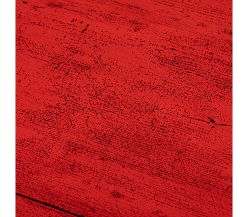 Antieke Chinese Kast Glanzend Rood B77xD39xH90cm