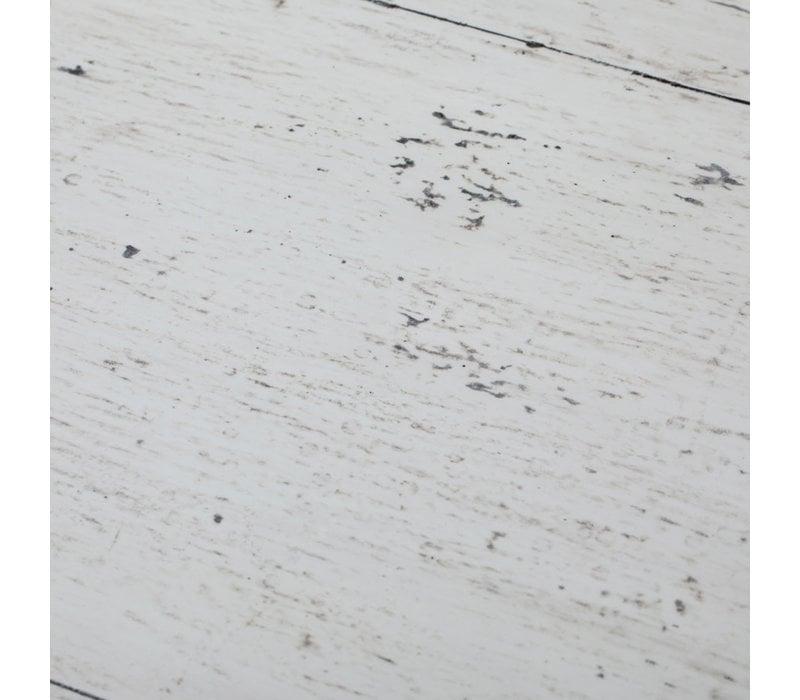 Antieke Chinese Dressoir Glanzend Wit B177xD45xH78cm