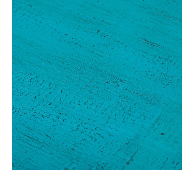 Buffet Chinois Antique Bleu L160xP40xH90cm