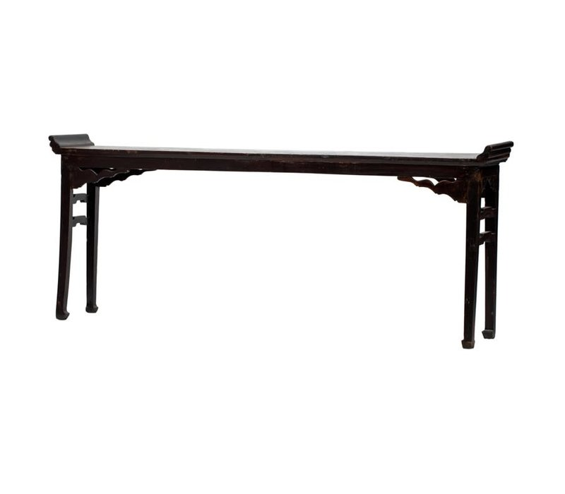 PREORDER 28/12/2020 Antique Chinese Altar Table W237xD35xH96cm