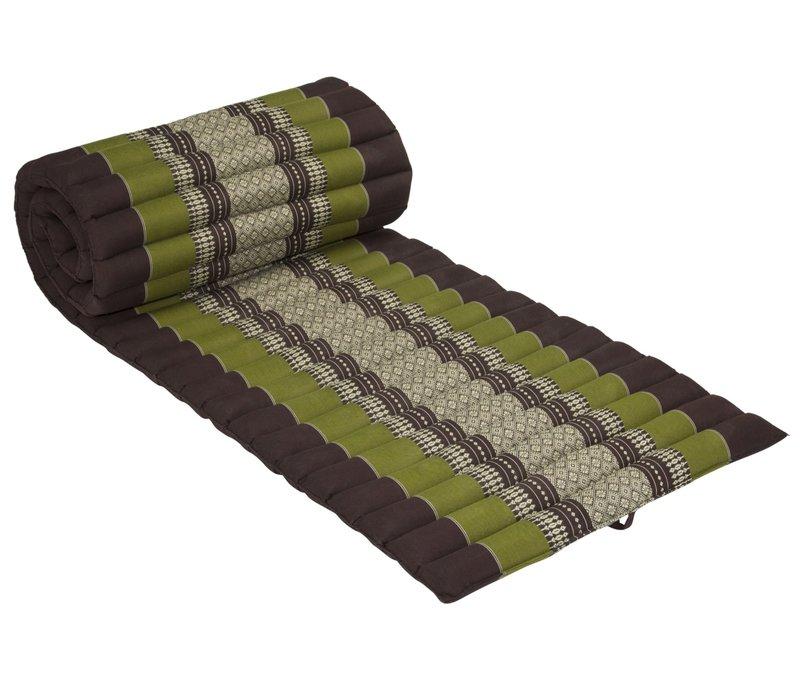 Thaimatte Rollbar Kapokfüllung 190x50x4.5cm