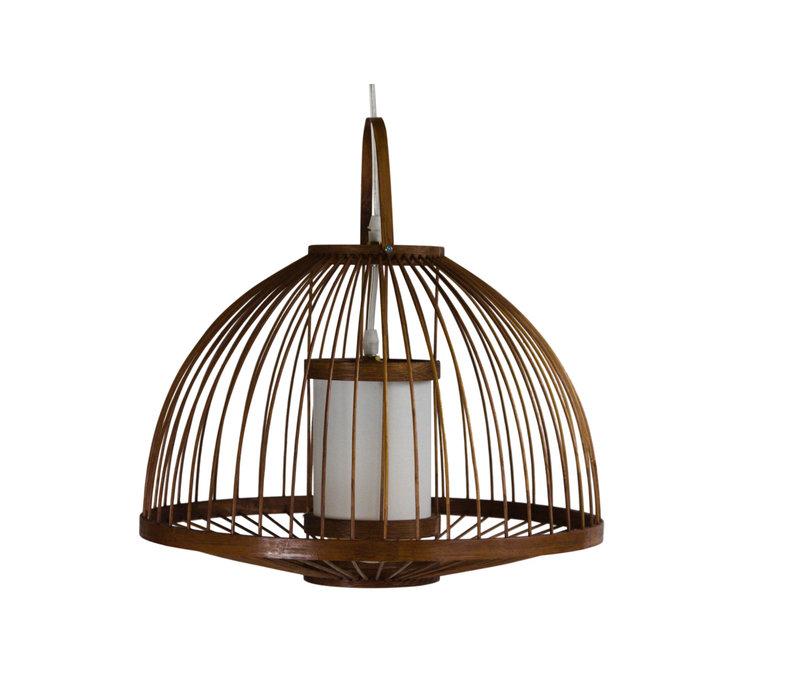 Bamboe Hanglamp Handgemaakt - Mabel
