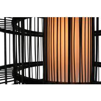 Ceiling Light Pendant Lighting Bamboo Lampshade Handmade - Leonard
