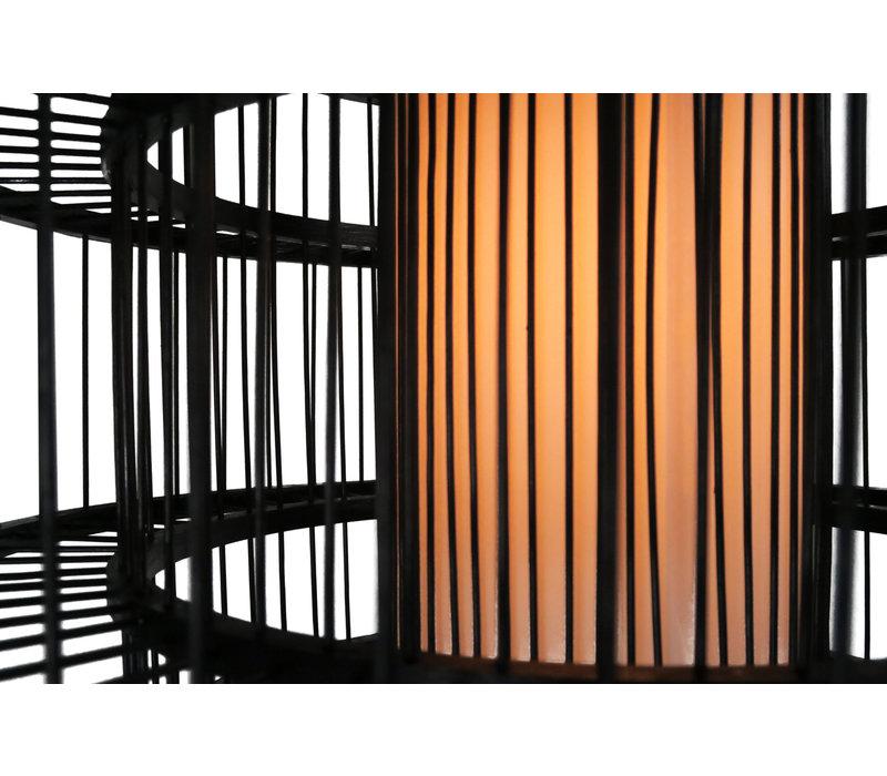 Fine Asianliving Bamboe Hanglamp Handgemaakt - Leonard