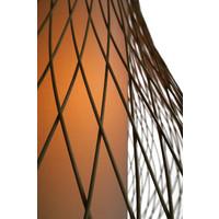 Bamboe Hanglamp Handgemaakt - Amber