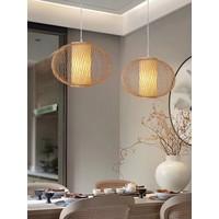 Bamboe Hanglamp Handgemaakt - Sophia