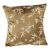 Fine Asianliving Chinese Cushion Brown Bamboo 40x40cm