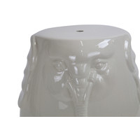 Fine Asianliving Ceramic Garden Stool Porcelain A-304