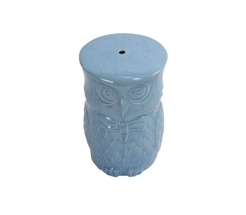 Keramik Hocker Gartenhocker Porzellan A-212
