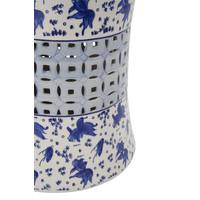 Fine Asianliving Ceramic Garden Stool Porcelain A-335B