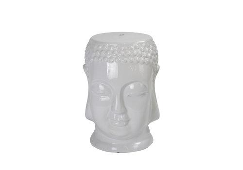 Fine Asianliving Tabouret en Porcelaine Céramique Chinois Fait Main Diam33xH46cm