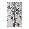 Fine Asianliving Olieverf Schilderij 100% Handgeschilderd Chinese Panda's in Bomen 70x120cm