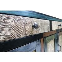 Indian Sideboard Wood Handmade in India W102xD31xH73cm